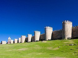 Ávila y su muralla