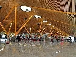 Barajas Airport,Terminal 4
