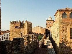 Casco historico de Cáceres