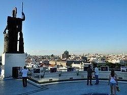 Círculo de Bellas Artes, terraza