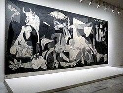 Guernica, Museo Reina Sofía