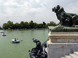 Lago do Retiro