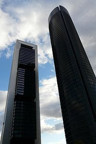 Torre Cepsa y Torre PwC