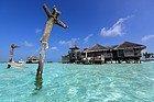 Gili Lankanfushi, Villa Robinson Crusoe