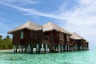 Hotel con encanto en Maldivas