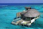 Six Senses Laamu, Water Villa