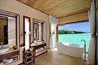 Baño de una Water Villa