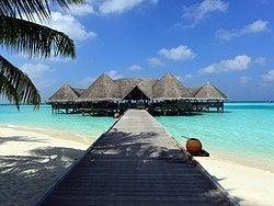 Gili Lankanfushi, Restaurante principal