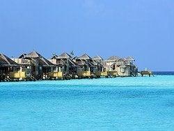 Gili Lankanfushi, Water Villas