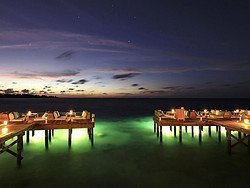 Six Senses Laamu, bar