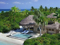 Six Senses Laamu, Beach Villa