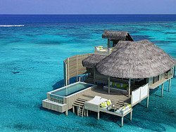 Six Senses Laamu, Water Villa