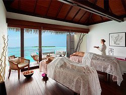 The Residence Maldives, Spa