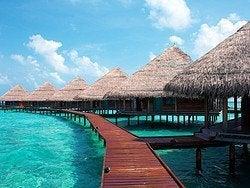 Water Villas, el alojamiento típico de Maldivas