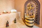 Baño y masaje en hammam spa tradicional