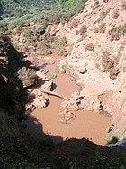 Cascadas de Ouzoud, vistas