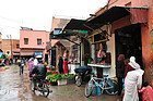 Carnicerías en la Medina