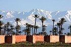 Alto Atlas desde Marrakech