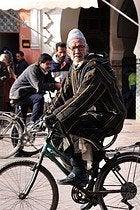 Recorriendo Marrakech en bici