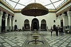 Museum of Marrakech, courtyard