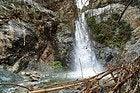 Valle del Ourika, cascadas