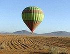 Balade en montgolfière au nord de Marrakech