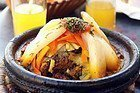Tajine, Moroccan traditional dish