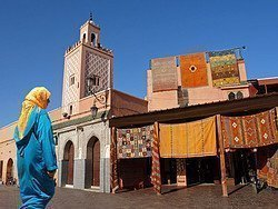 Recorriendo Marrakech