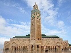 Casablanca, Mezquita de Hassan II