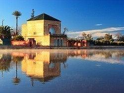 Jardines de La Menara