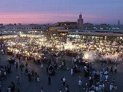 Marrakech, Piazza Jamaa el Fna
