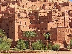 Kasbah Ait Benhaddou en Ouarzazate