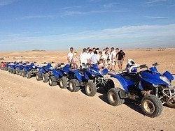 Ruta en quad desde Marrakech