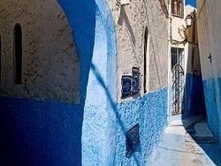Recorriendo las calles de Rabat