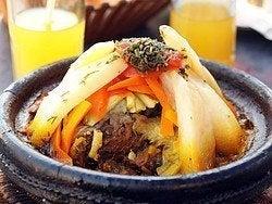 Tajine, plato típico de Marruecos