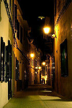 Ciudadela, calle no turistica