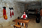 Fuerte de Marlboroug, interior