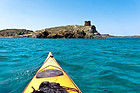 Recorriendo Menorca en kayak