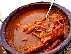Caldereta de langosta, el plato estrella de Menorca