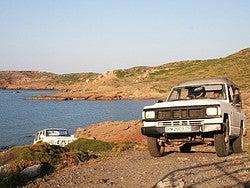 Jeep Safari por Menorca