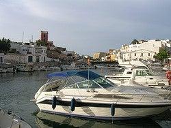 Tiempo en Menorca, verano
