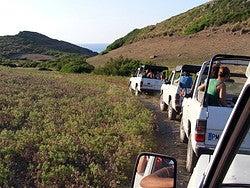 Recorriendo Menorca en Jeep