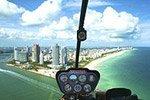 Paseo en helicóptero por Miami
