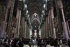 Milan Cathedral, inside