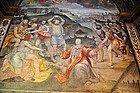San Maurizio al Monastero Maggiore, fresque