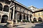 Scuole Palatine and Casa dei Panigarola
