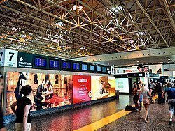 Aeropuerto de Milán-Malpensa, Terminal 1