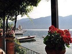 Lago de Como, desayuno en Bellagio