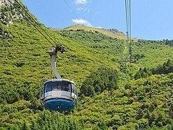 Lago de Garda, funicular