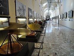 Museo de la Ciencia y Tecnología, Inventos de Leonardo da Vinci